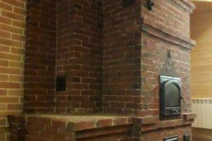 печь финка для загородного дома